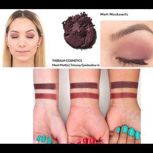 theBalm Makeup - 🆕 Matte Single Eyeshadow